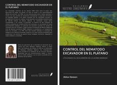 Portada del libro de CONTROL DEL NEMATODO EXCAVADOR EN EL PLÁTANO