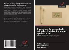 Portada del libro de Podejście do gospodarki odpadami stałymi w małej społeczności