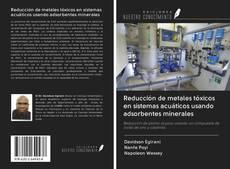 Buchcover von Reducción de metales tóxicos en sistemas acuáticos usando adsorbentes minerales