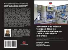 Buchcover von Réduction des métaux toxiques dans les systèmes aquatiques à l'aide d'adsorbants minéraux