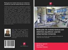 Buchcover von Redução de metais tóxicos em sistemas aquáticos usando adsorventes minerais