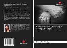 Couverture de Construction of Citizenship in Young Offenders