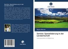 Обложка Sambia: Spezialisierung in der Landwirtschaft