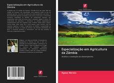 Copertina di Especialização em Agricultura da Zâmbia