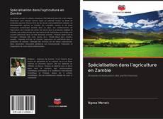 Portada del libro de Spécialisation dans l'agriculture en Zambie
