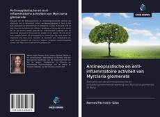 Обложка Antineoplastische en anti-inflammatoire activiteit van Myrciaria glomerata