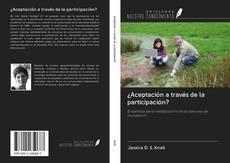 Portada del libro de ¿Aceptación a través de la participación?