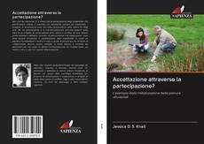 Accettazione attraverso la partecipazione? kitap kapağı