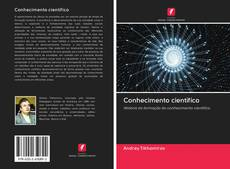 Bookcover of Conhecimento científico