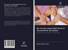 De rol van coöperatief leren in de preventie van pesten kitap kapağı
