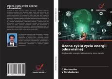 Bookcover of Ocena cyklu życia energii odnawialnej