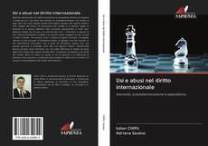 Capa do livro de Usi e abusi nel diritto internazionale