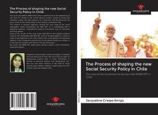 Capa do livro de The Process of shaping the new Social Security Policy in Chile