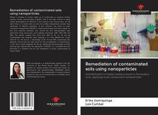 Couverture de Remediation of contaminated soils using nanoparticles