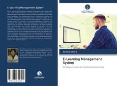 Обложка E-Learning Management System