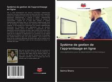 Обложка Système de gestion de l'apprentissage en ligne