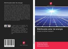 Couverture de Distribuição solar de energia