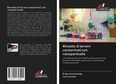 Bookcover of Rimedio di terreni contaminati con nanoparticelle