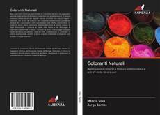 Bookcover of Coloranti Naturali