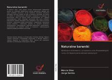 Bookcover of Naturalne barwniki