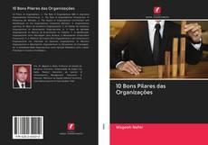 Capa do livro de 10 Bons Pilares das Organizações
