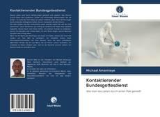 Kontaktierender Bundesgottesdienst kitap kapağı