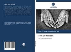 Capa do livro de Sein und Leiden