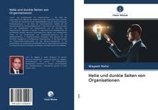 Helle und dunkle Seiten von Organisationen kitap kapağı