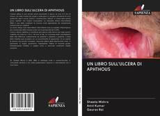 Bookcover of UN LIBRO SULL'ULCERA DI APHTHOUS