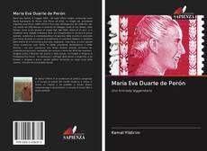 Bookcover of María Eva Duarte de Perón