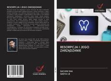 Portada del libro de RESORPCJA I JEGO ZARZĄDZANIE
