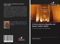 Buchcover von Cultura dell'era Neolitica dei Badari (4400-4000)