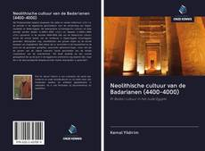 Buchcover von Neolithische cultuur van de Badarianen (4400-4000)