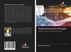 Bookcover of Studio dei processi di sviluppo