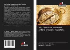 Bookcover of UE - Diversità e solidarietà sotto la pressione migratoria