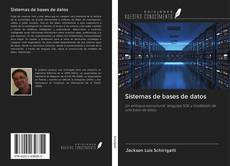 Couverture de Sistemas de bases de datos