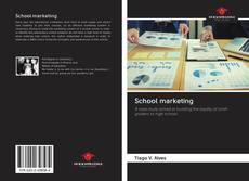 Bookcover of School marketing