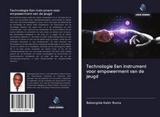 Technologie Een instrument voor empowerment van de jeugd kitap kapağı
