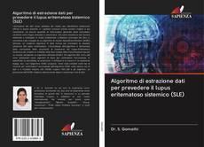 Обложка Algoritmo di estrazione dati per prevedere il lupus eritematoso sistemico (SLE)