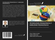 Bookcover of TECNOLOGÍA PEDAGÓGICA Y HABILIDAD PEDAGÓGICA