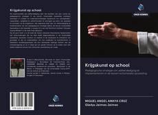 Krijgskunst op school kitap kapağı