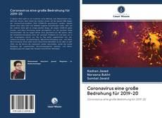 Buchcover von Coronavirus eine große Bedrohung für 2019-20