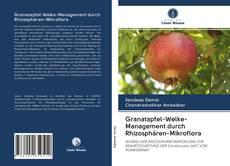 Bookcover of Granatapfel-Welke-Management durch Rhizosphären-Mikroflora