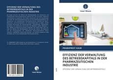 Bookcover of EFFIZIENZ DER VERWALTUNG DES BETRIEBSKAPITALS IN DER PHARMAZEUTISCHEN INDUSTRIE