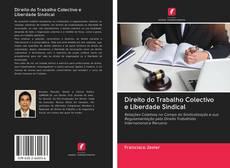 Capa do livro de Direito do Trabalho Colectivo e Liberdade Sindical