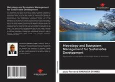 Buchcover von Metrology and Ecosystem Management for Sustainable Development