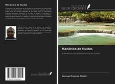 Обложка Mecánica de fluidos