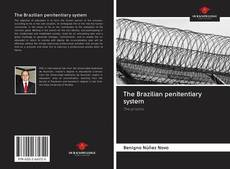 Bookcover of The Brazilian penitentiary system