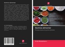 Capa do livro de Química alimentar
