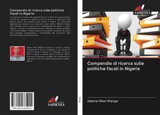 Copertina di Compendio di ricerca sulle politiche fiscali in Nigeria